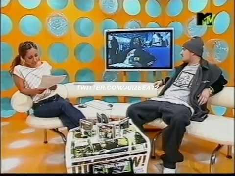 "Kool Savas ""Till' ab Joe Premiere"" mit Interview, Optik Records, Kiffen, Gras, MTV Select TRL 2002"