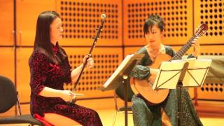 Plum Blossoms in the Snow - Xuefei Yang (guitar) and Ling Peng (erhu)