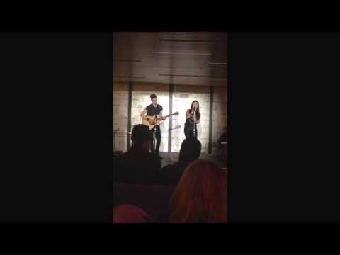 Sophie Berkal-Sarbit covers Adele's Best for Last at George Brown