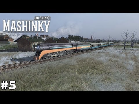 More Passenger Services Needed - Mashinky [ep5]
