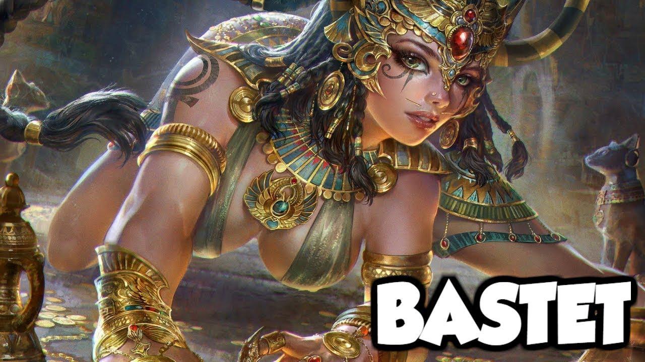 Bastet Goddess Of Protection And Cats - (Egyptian Mythology Explained)