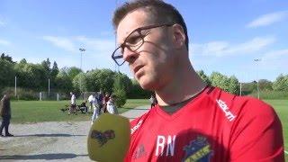 Rikard Norling hyllades av hundratals fans: