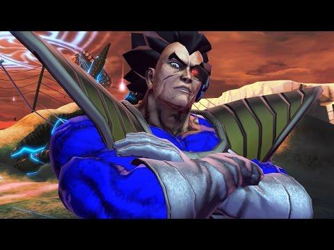 Street Fighter X Tekken - Goku x Vegeta VS Scorpion x Sub-Zero [1080p] TRUE-HD QUALITY