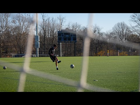 Senior Jack Herbst discusses being a part of #TeamDePauw and what it means to play soccer on DePauw's Men's Soccer team.