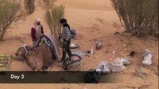 Sahara Desert Trek Tunisia - Part 1