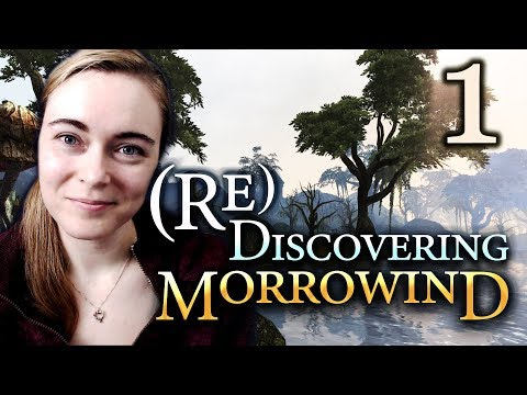 Re-Discovering Morrowind #1: Thrusting to Victory!