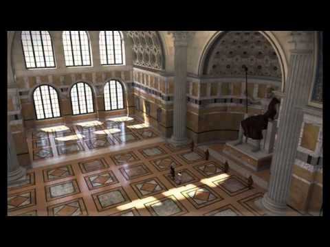 Basilica of maxentius and Constantine - YouTube