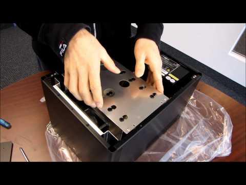 Fractal Design Array R2 NAS & Media Center Case Unboxing & First Look Linus Tech Tips
