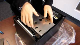 Fractal Design Array R2 NAS & Media Center Case Unboxing & First Look Linus Tech Tips