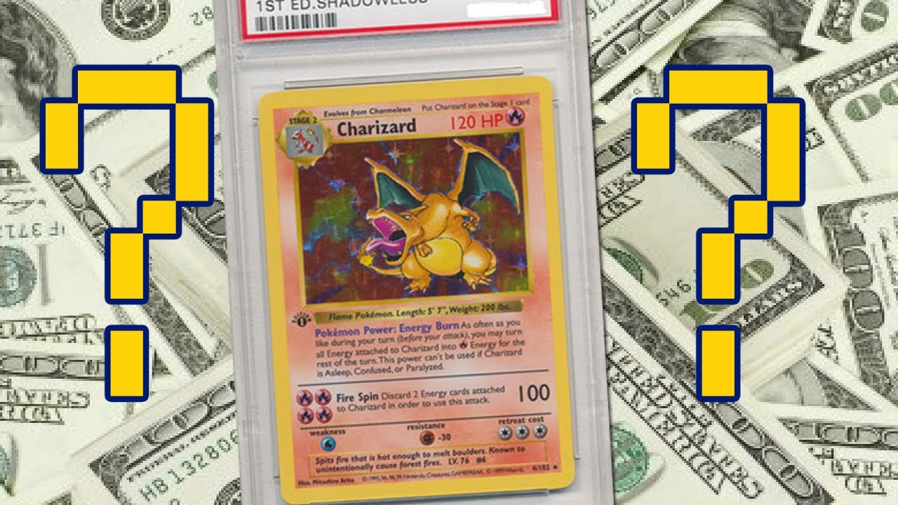 value of your old pokmon cards pokmon fact of the day youtube - Where Can I Sell My Pokemon Cards In Person