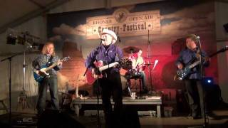 "Doug Adkins - ""Long Black Train"""