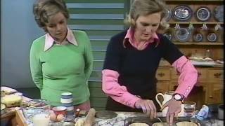Mary Berry makes a custard tart | Cooking Retro Style | Good Afternoon