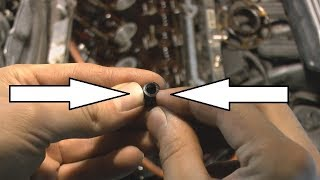 Жрет масло?Быстрая замена маслосъемных колпачков на Bmw E39.E34.E36.E46.E38