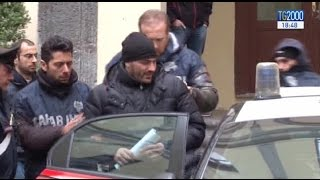 Catturato il boss Alessandro Giannelli. Mozzarelle e camorra: 9 arresti a Roma