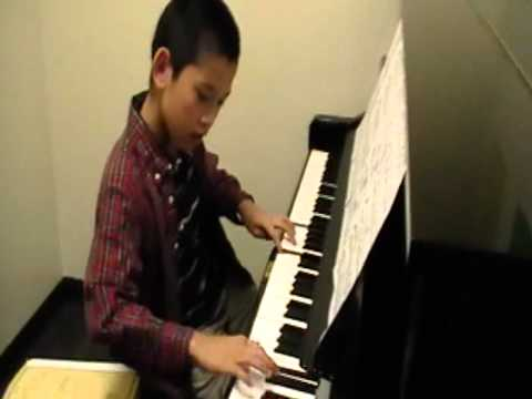 David (10) - NYSSMA Level 6 : Chopin, Nocturne, Op. 72, No.1,