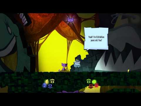 Baby Talk - Schrödinger's Cat and the Raiders of the Lost Quark fragman