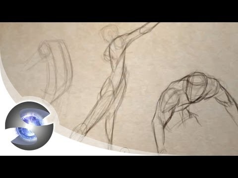 How to Draw Twisting Forms
