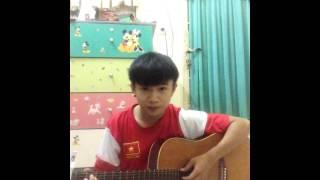 Cảm ơn vì tất cả - Xuân Phước  ( guitar cover )