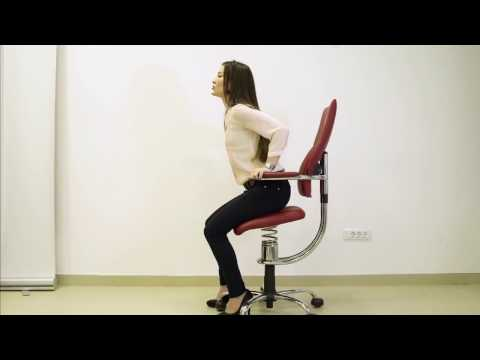 SpinaliS Canada Apollo Series Chair for Active and Healthy Sitting