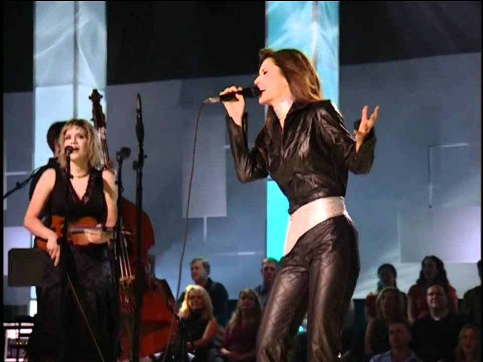 Shania Twain Close And Personal Hd I M Holdin On To