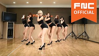 Repeat youtube video AOA - 사뿐사뿐(Like a Cat) 안무영상(Dance Practice) Full ver