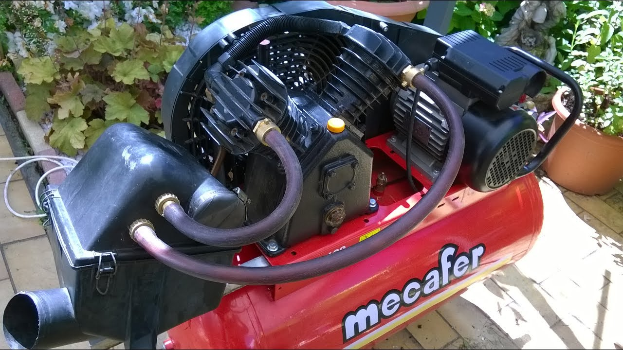 How to Quiet an Air Compressor – 6 Noise Reduction Tips - AIR PSI