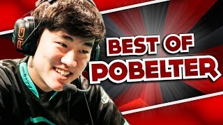 Best Of Pobelter - The 200 IQ Midlaner | League Of Legends
