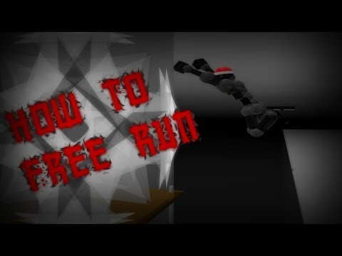 Toribash - How to Free Run - Parkour