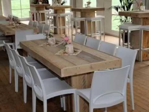 New Zelf houten meubels maken? Klik Hier! - YouTube &VC36