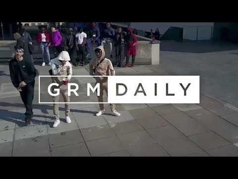 KG Pablo Memz X Nizzy X Trizzy - Onto Me [Music Video] | GRM