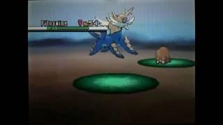 Pokémon Negro - Boquete Gigante y Kyurem