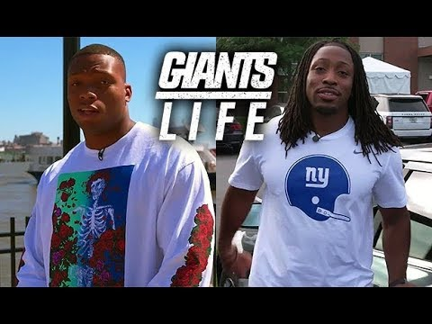 Giants Life: Okwara and Perkins Episode 1