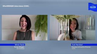 DforDesign Interviews COKI