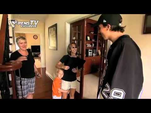 Pens Players Deliver 2011-2012 Season Tickets - Marc-Andre Fleury