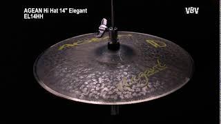 """14"""" Hi Hat Elegant video"""