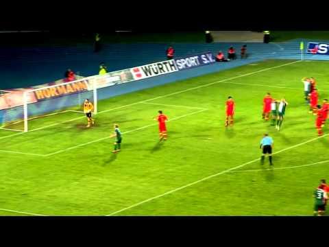 Aaron Ramsey vs Macedonia