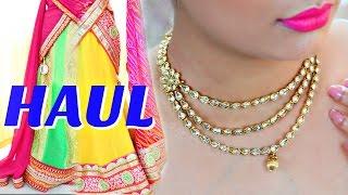 Chandni Chowk Haul   Jewelry Lehenga Bangles   ShrutiArjunAnand