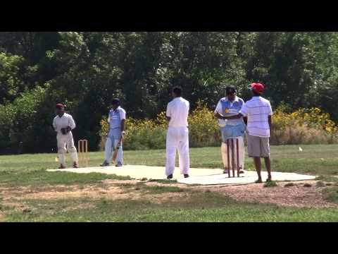 USACA Central zone - Inter League - Colorado v Nebraska/Iowa CCL Bat P2
