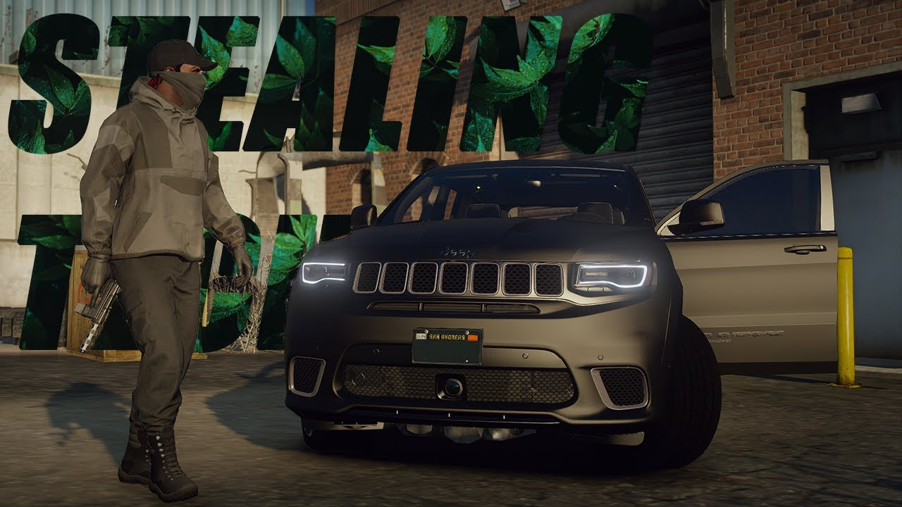 Stealing Hi-Tech Gear || North Georgia Roleplay || GTA V RP || Ep. 80