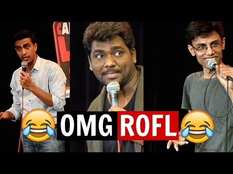 Top 10 Best Indian Stand Up Comedians