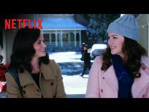 Et år med Gilmore Girls | Hovedtrailer [HD] | Netflix