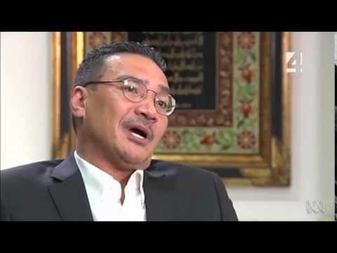 Defensive Malaysia Defence Minister H2O