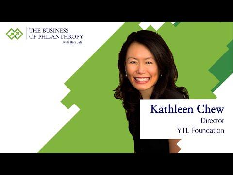 Kathleen Chew; A Conversation with Badr Jafar