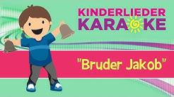 Bruder Jakob - Deutsch, Englisch, Französisch (Kinderlieder Karaoke) | Familie Sonntag