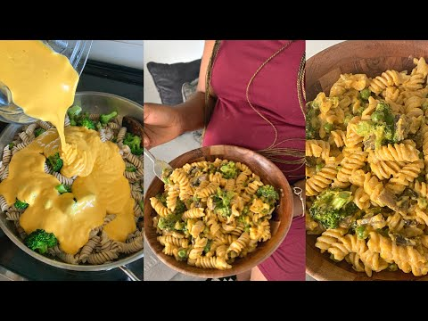 The Best Vegan Mac and Cheese Recipe | Easy & Healthy