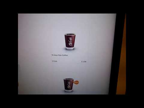How to Enter App Codes into the McDonald's Kiosk