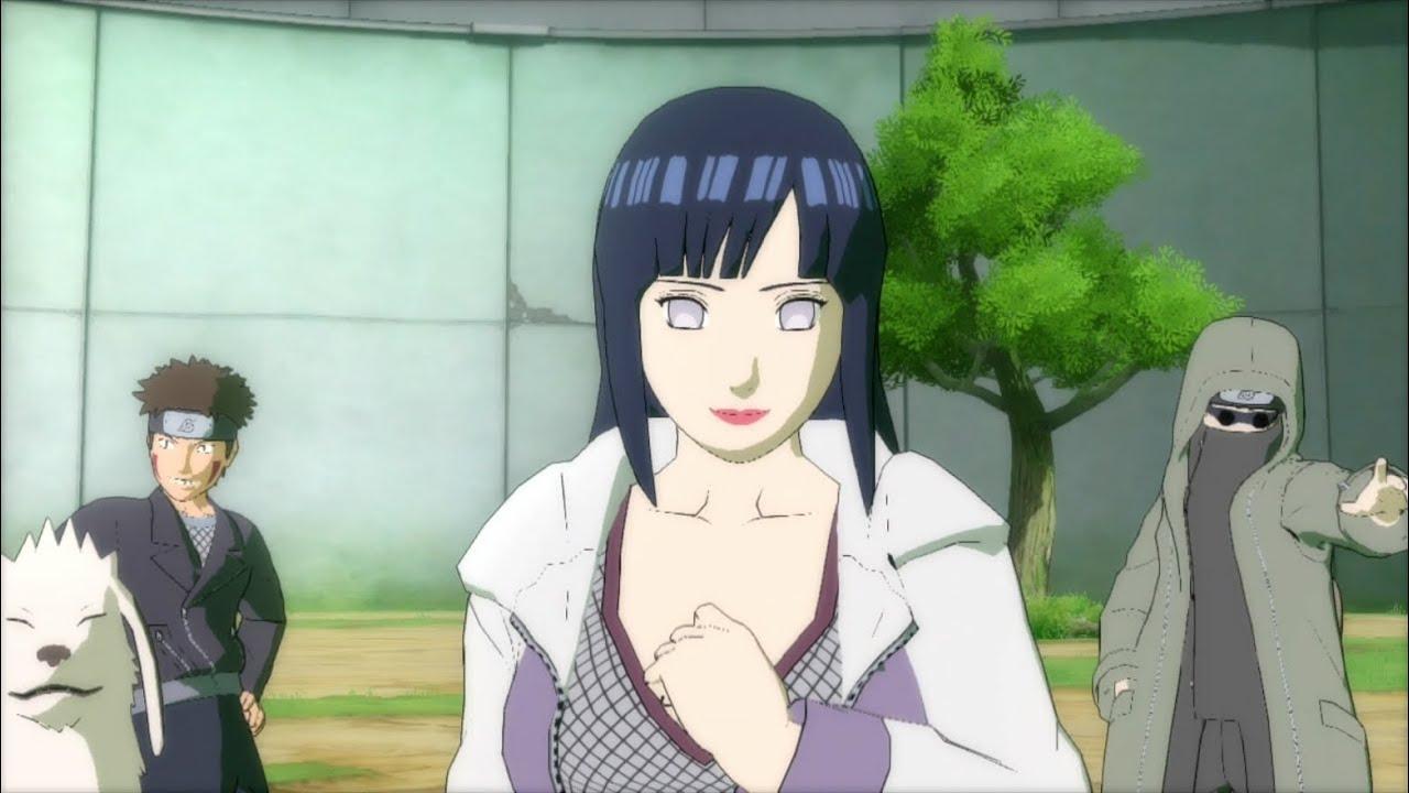 Naruto Shippuden: Ultimate Ninja Storm 3 - Road to a Ninja Hinata vs Sakura