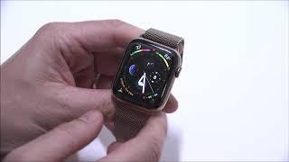 Apple Watch Series 4 Infograph Smartwatch Digital Face Overview | aBlogtoWatch