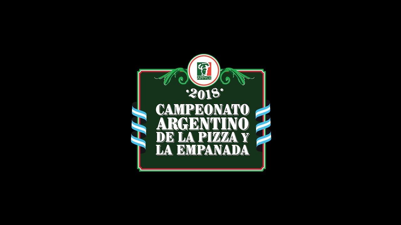 Campeonato de la Pizza y la Empanada 2018