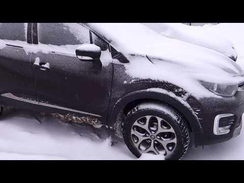 Renault Kaptur Звук двигателя на холодную.Ответ Рено Россия